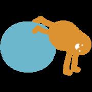 illustratie kinderoefentherapie Dolo